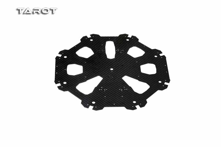 Tarot X8 Carbon Fiber Upper Cover Board TL8X024
